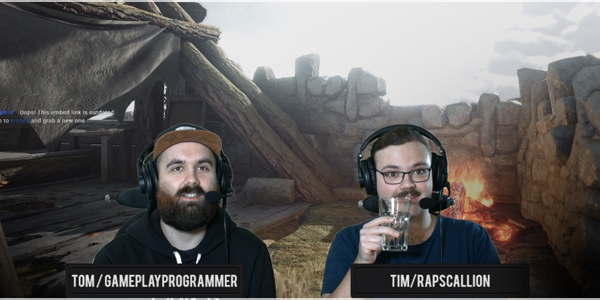 Join the Lunar New Year Stream! - On Friday February 8th at 4.00pm CET you can join us and celebrate the Lunar New Year with our Friday Stream. Tim and Tom are heading into Warhammer: Vermintide 2 on an unexpected themed adventure.Watch it live on Twitch