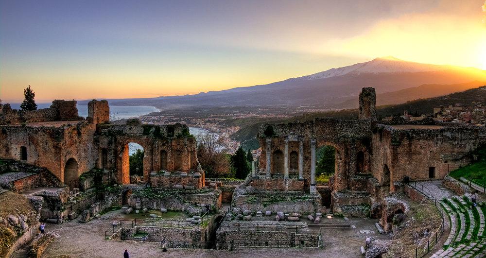 TAORMINA, ITALY |   © mariocutroneo/ Flickr