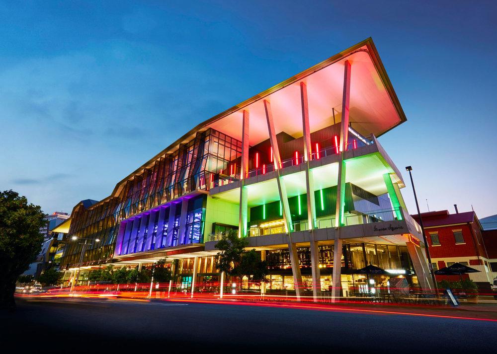 Brisbane Convention & Exhibition Centre  BRISBANE, AUSTRALIA