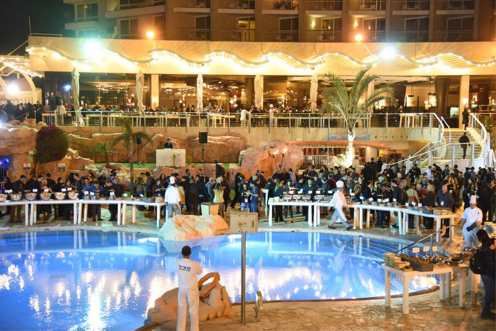 '8th ILANIT/ FISEB Conference'   EILAT, ISRAEL