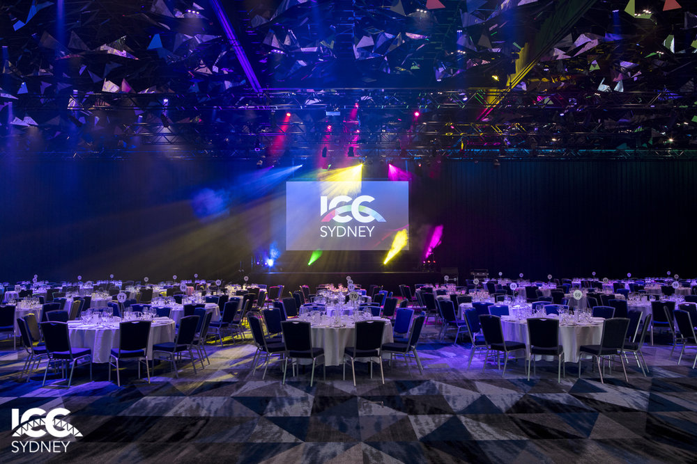 A grand ballroom to provide Sydney's premium banqueting space for more than 2,000 people -