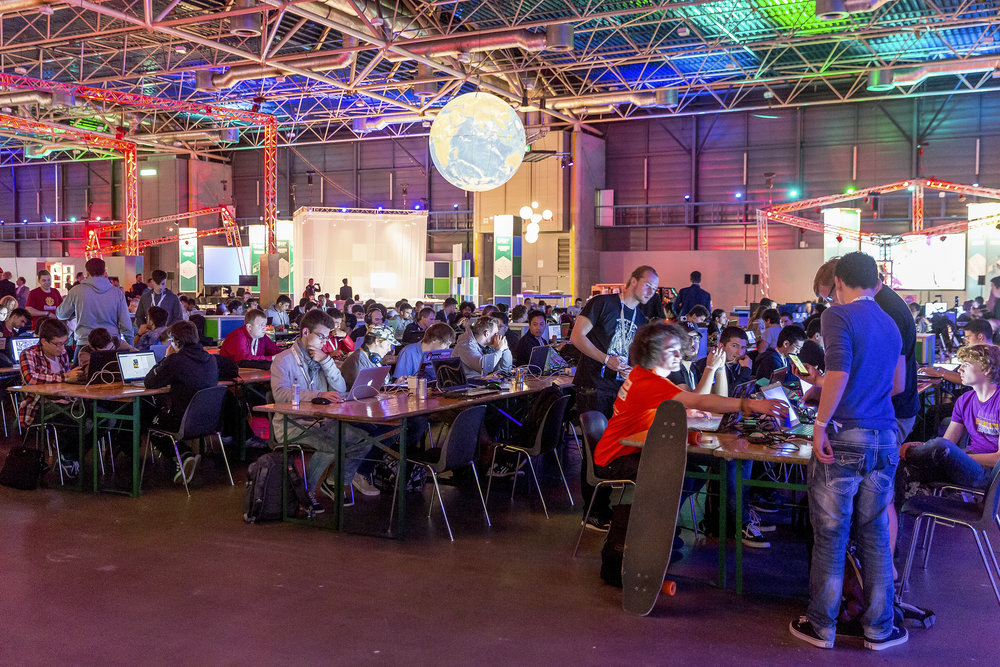 The world's largest OPEN INNOVATION platform: hackathons, challenges, activities for thousands of talented people who want to improve the planet. -