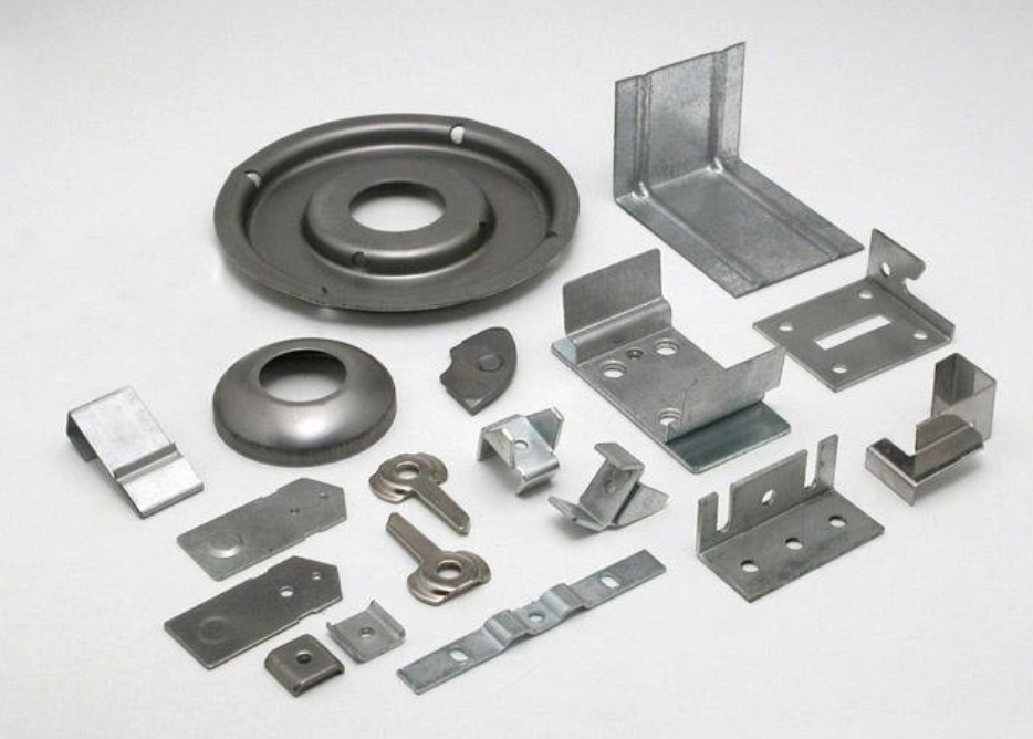 Metal accessories -