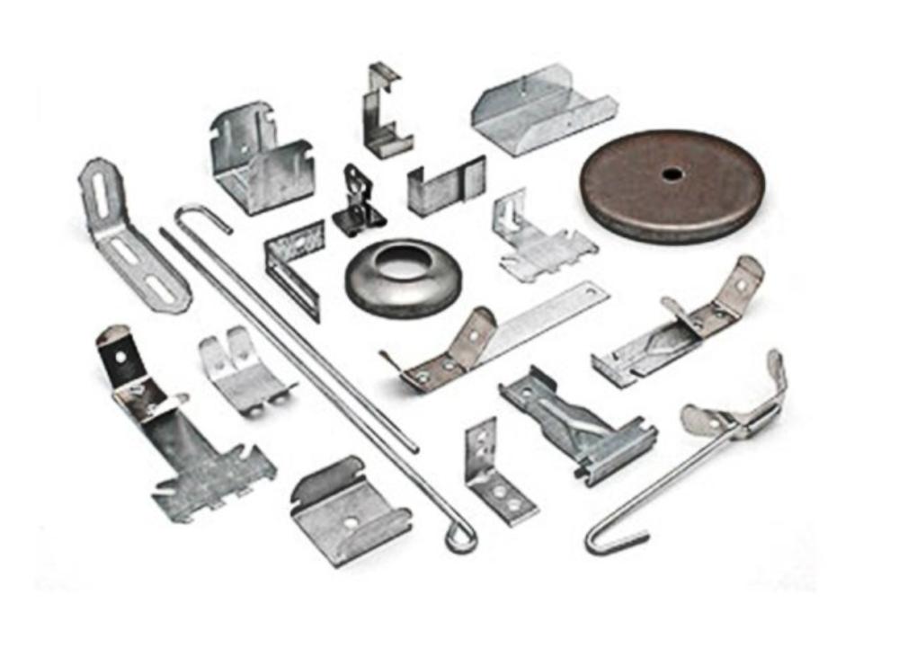 Composants et pièces pour faux-plafonds -