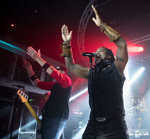 SEVENDUST / ALL THAT REMAINS / BLIND CHANNEL - Garage