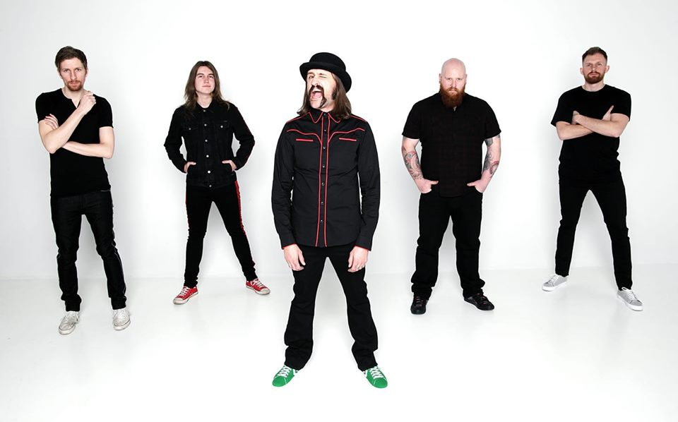 Wagons roll as the best of new British rock bites back at