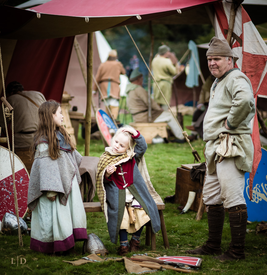 """THE BATTLE OF HASTINGS RE-ENACTMENT COMBINES BATTLEFIELD ACTION WITH LIVING HISTORY IN AN AUTHENTIC SETTING"" - Learn how the armies lived and fought, and how the battle shaped our history. See the weapons, horses and an impressive recreation of Saxon and Norman encampments."