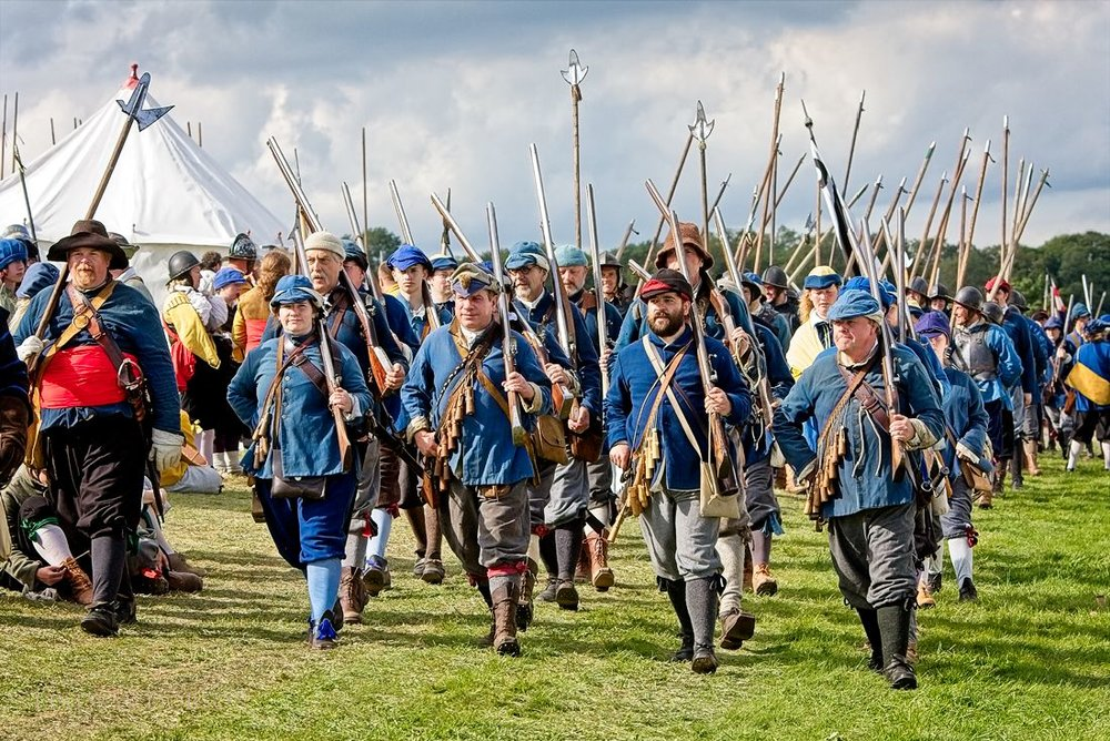 sealed knot army