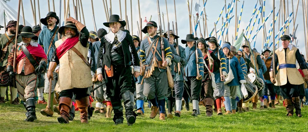 Historical Re-enactment Photography Sealed Knot