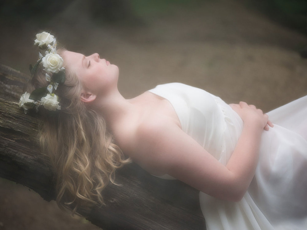 natural bridal portraits west sussex