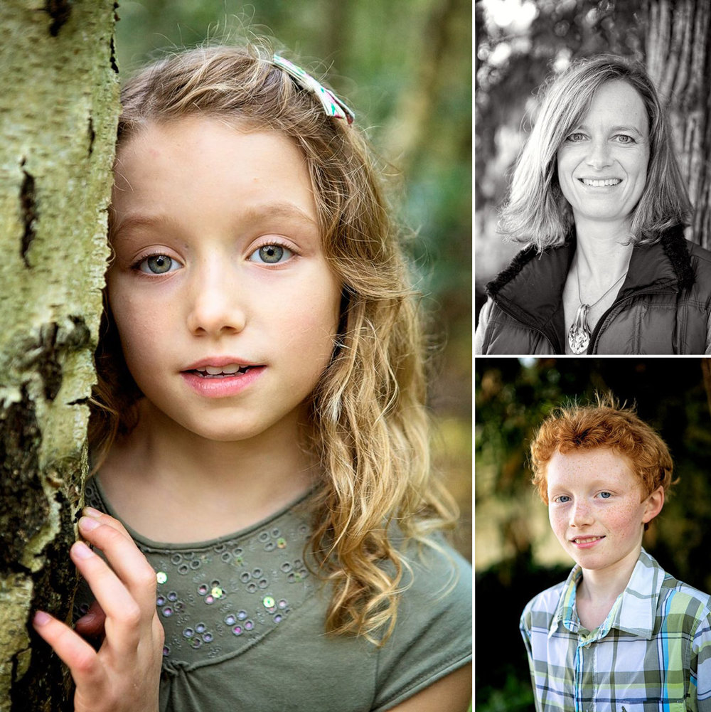 woodland family portraits worthing west sussex