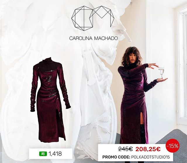 Get the real one now! 😀 Visit Ivalo and get 15% off with our promo code! #promo #code #ivalo #carolinamachado #style #fashion #dress #trendystylistgame #dressupgames