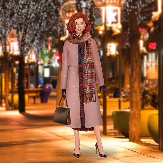 Last minute shopping? Don't forget to check Trendy Stylist for inspiration! 😃 #trendystylistgame #femalegamer #styleapp #gamergirl #dressup #ootd #russiafashion