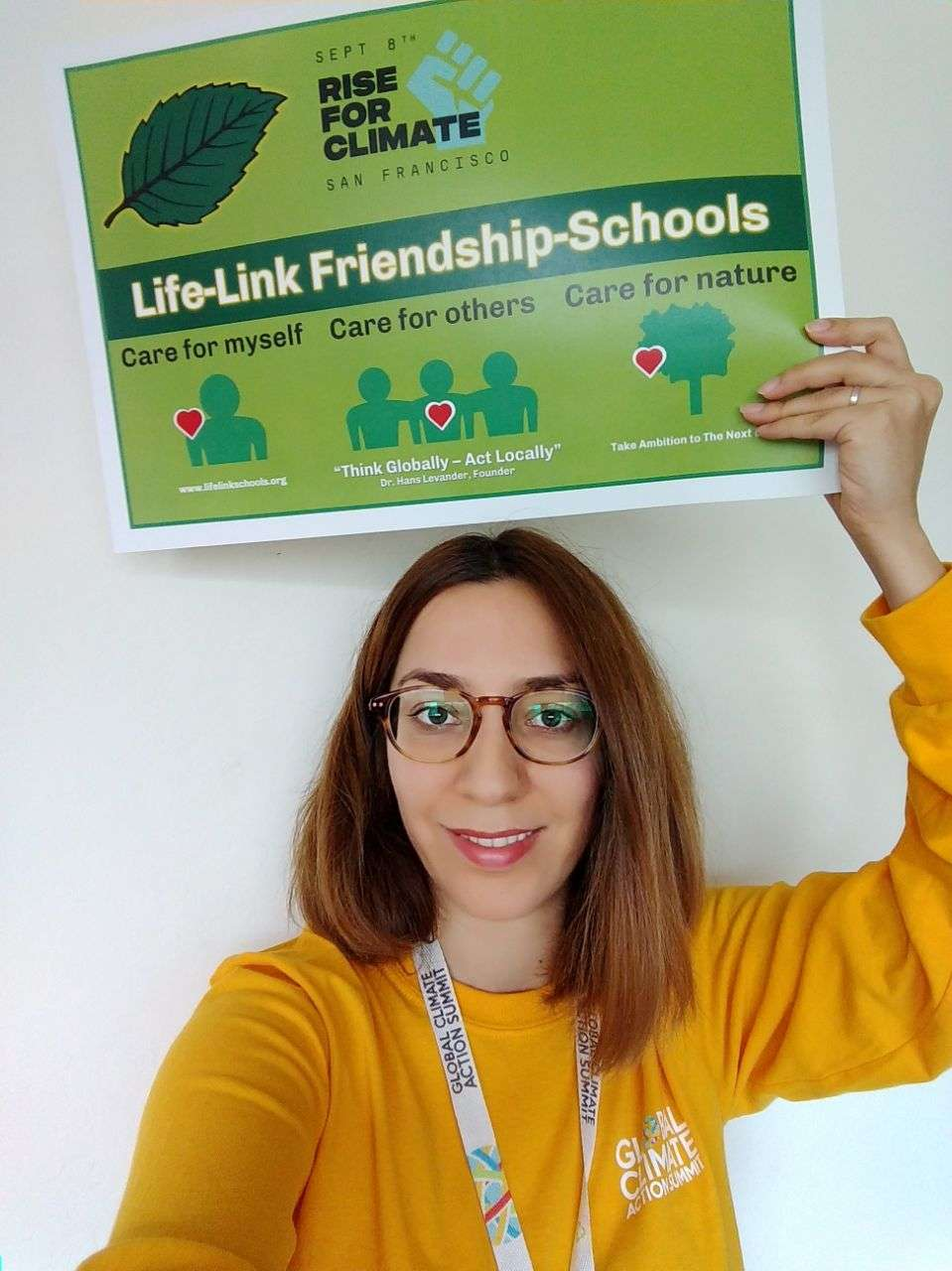 Why Become a Life-Link School? - Join students around the world working to build a sustainable future. Working together can make a true difference. And, of course, be inspired by a Life-Link conference.