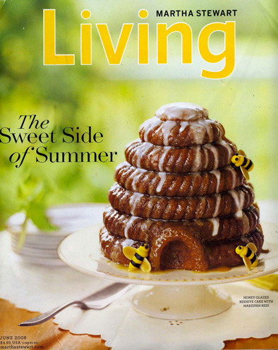 """Pie to the Nth Degree"" Martha Stewart Living"