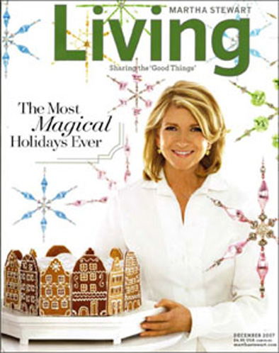 """""""Emeril and Gail Monaghan Revive Your Long-Lost Favorite Restaurant Dishes"""" Martha Stewart Living"""