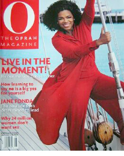 """""""Moveable Feasts"""" O, The Oprah Magazine"""