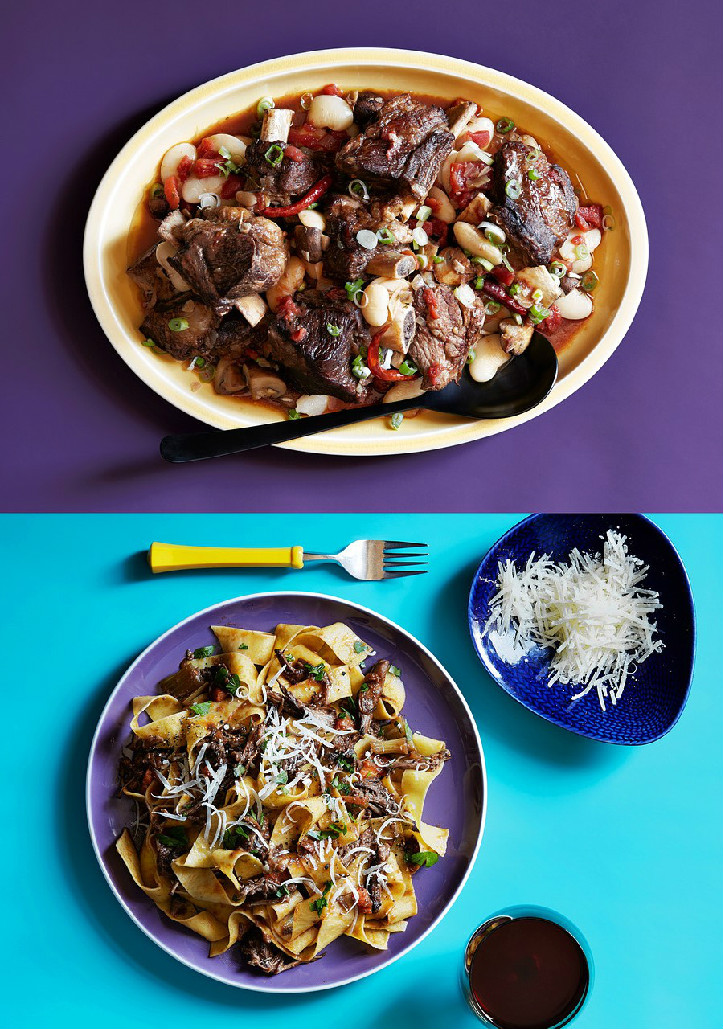 """""""Stick to Short Ribs: Warming Winter Comfort Food"""" The Wall Street Journal"""
