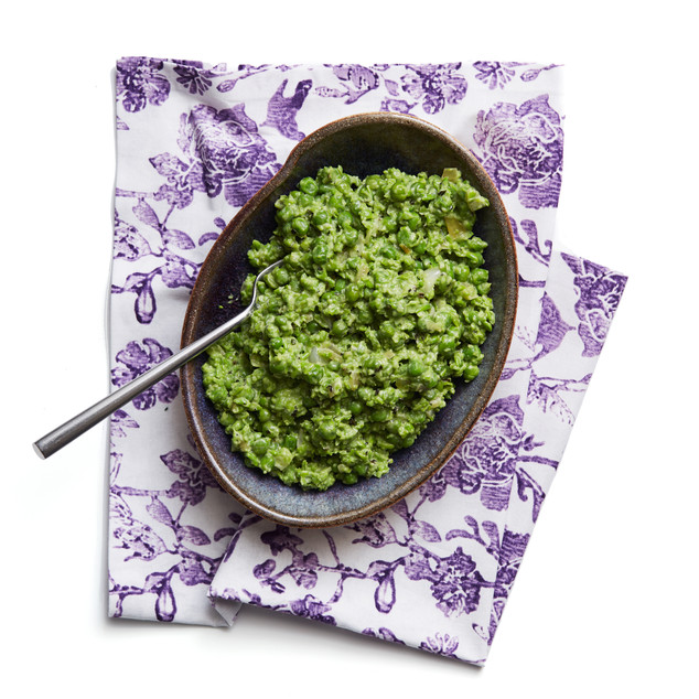 """""""In Praise of Frozen Peas: Freezer-to-Table Recipes"""" The Wall Street Journal"""
