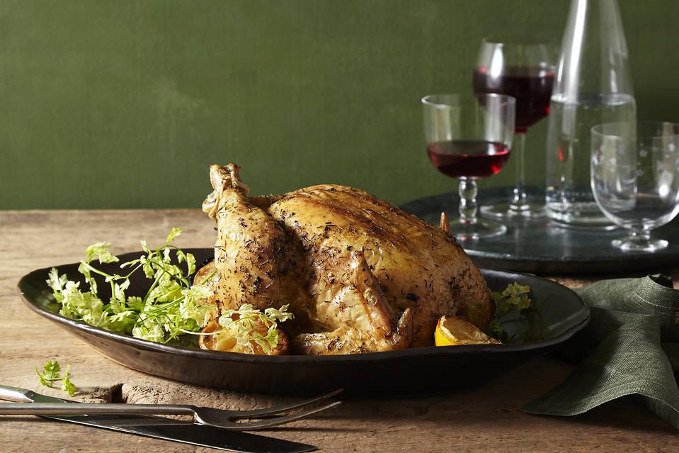 """""""A Better Way to Roast a Chicken?"""" The Wall Street Journal"""