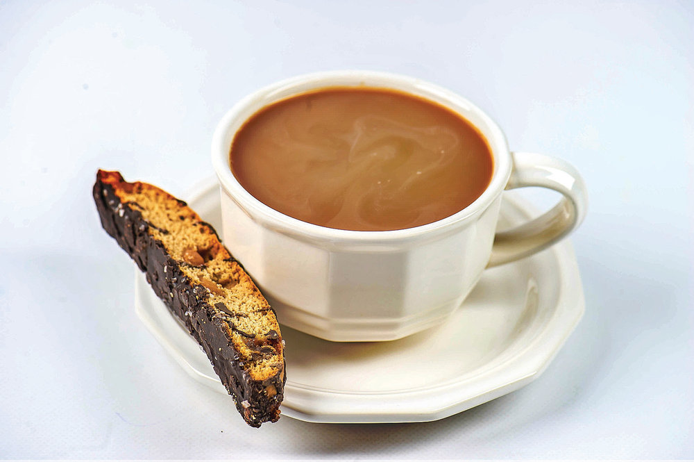 """""""Bake your own delicious, dunkable biscotti"""" The Berkshire Eagle"""
