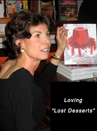 """""""Loving Lost Desserts"""" NY Social Diary"""