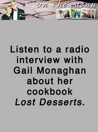 """Radio Interview: Lost Desserts"" On The Menu"