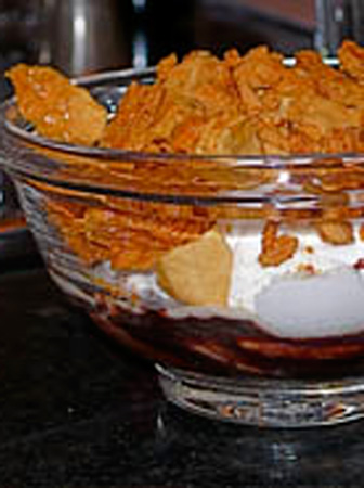 """Coffiesta Sundae"" The Unconfidential Cook"