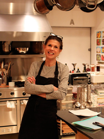 """Reggie Out & About: Cooking With Gail Monaghan"" Reggie Darling"
