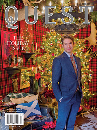 Holiday Table Quest Magazine
