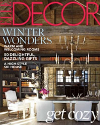 """Festive Treats for Holiday Entertaining"" Elle Décor"