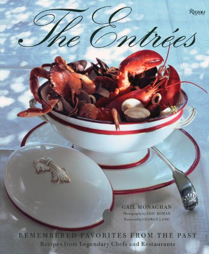 """James Andrew talks about Gail's cookbook, ""The Entrées"" What is James Wearing?"