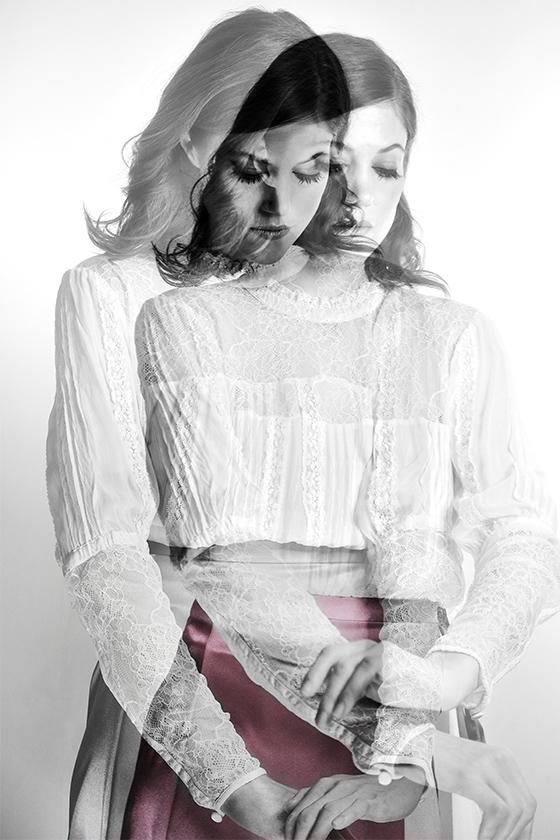 Blouse : Charitys own  Skirt : Topshop