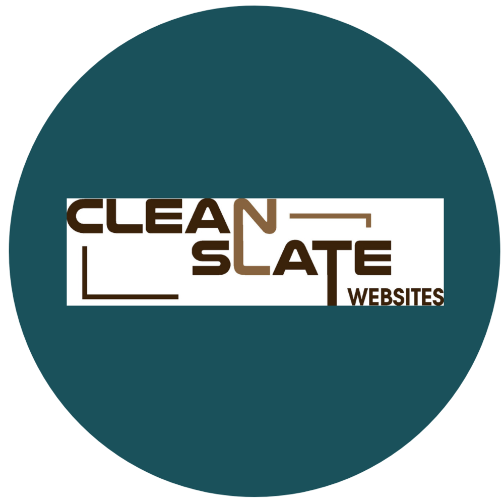 Clean Slate Websites