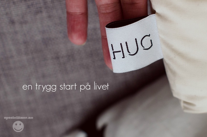 HUG pute baby