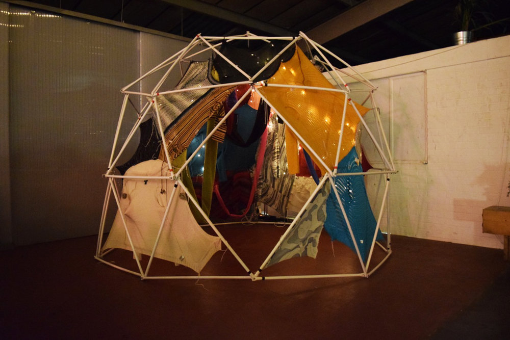Debbie Chessell 'Dome No. 1' at 'A Space Outside Your Mind'.jpg