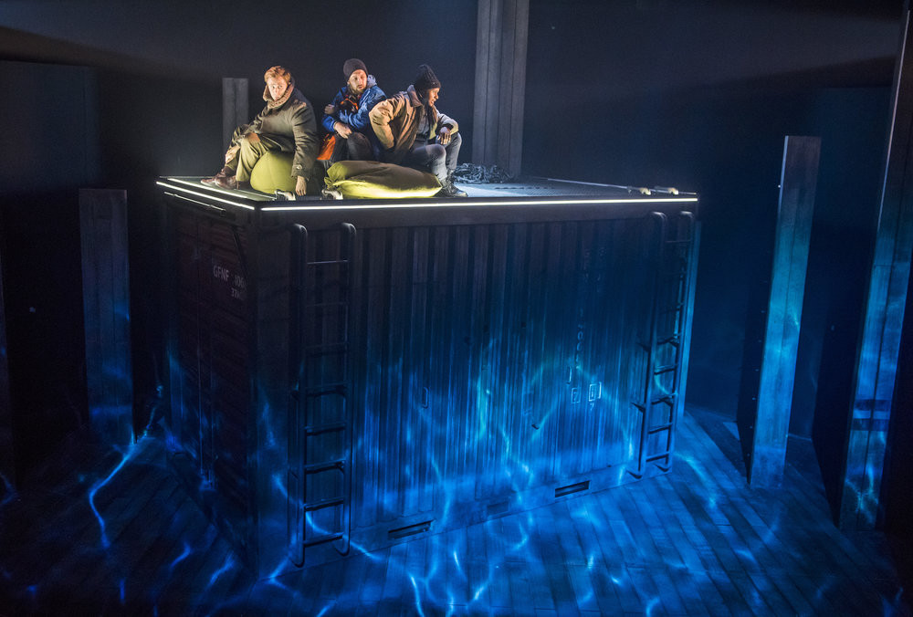 The Guardian - The unreturning exemplifies the importance of theatre