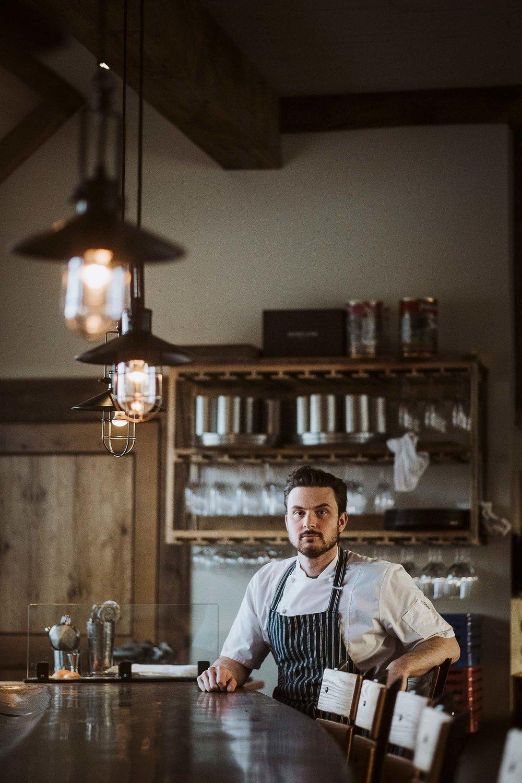 Chef Travis Olson