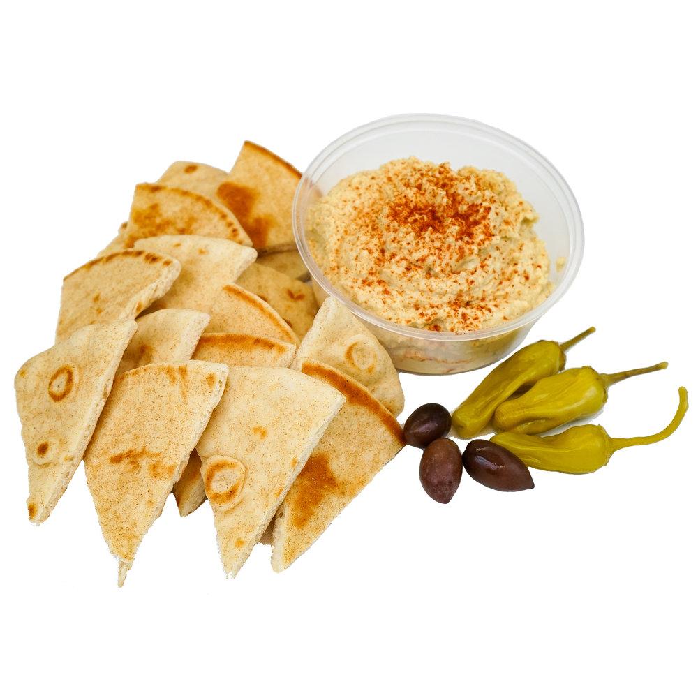 Hummus w/ Pita