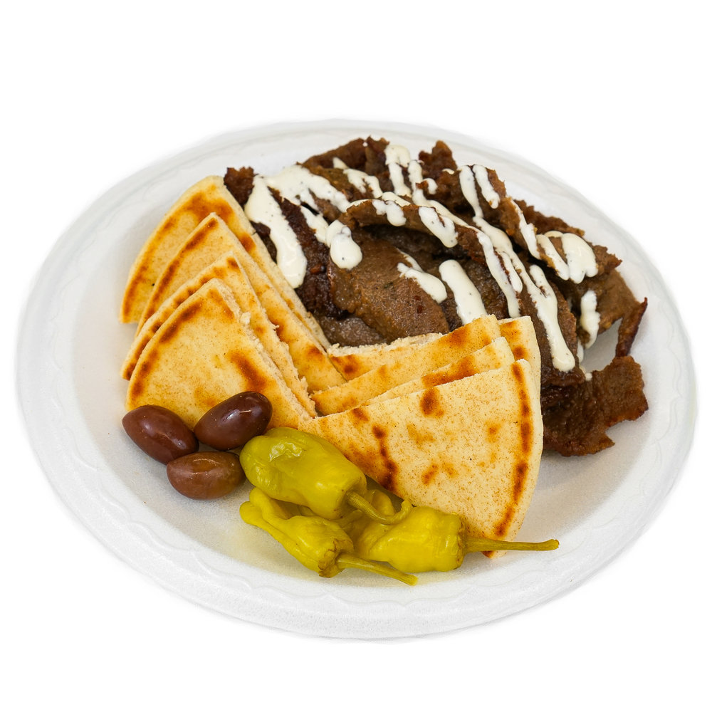 Gyro Meat Appetizer