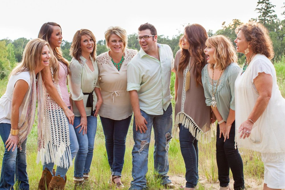 The Staff of Bella Salon & Boutique. Photography by Blackledge & Co. Studio