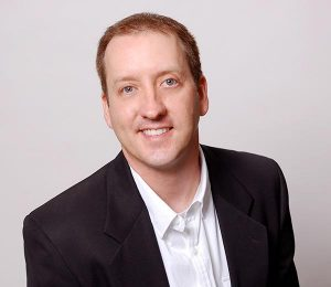 Chris Murphy, owner of three Maximum FX salon locations in Austin, TX.