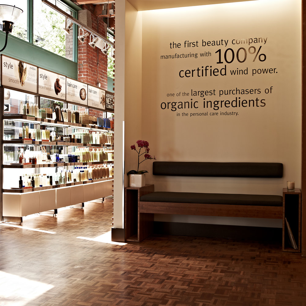BUILD ANDDEVELOP - YOUR BUSINESS WITH AVEDA