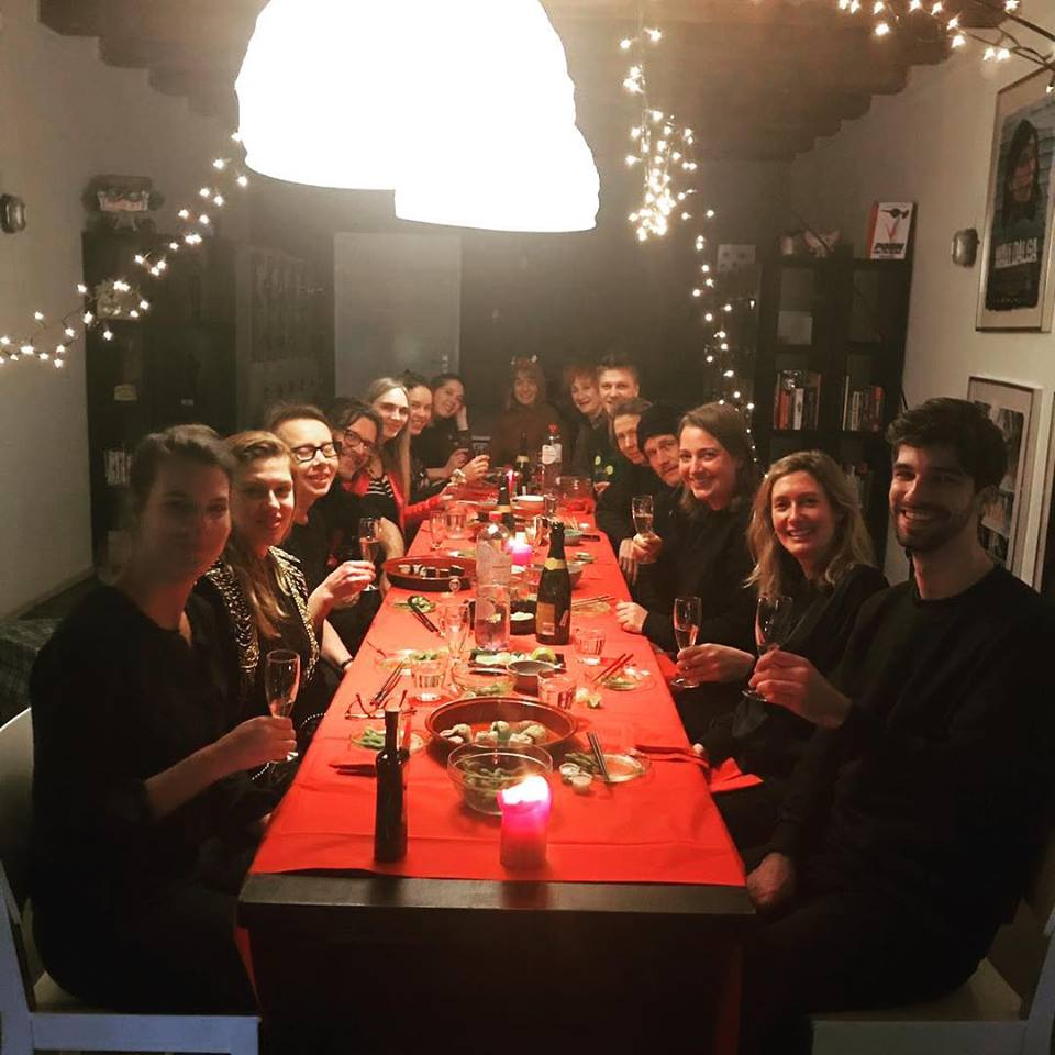 SUSHI CHRISTMAS LUNCH 2018 - Happy Holidays Everyone!