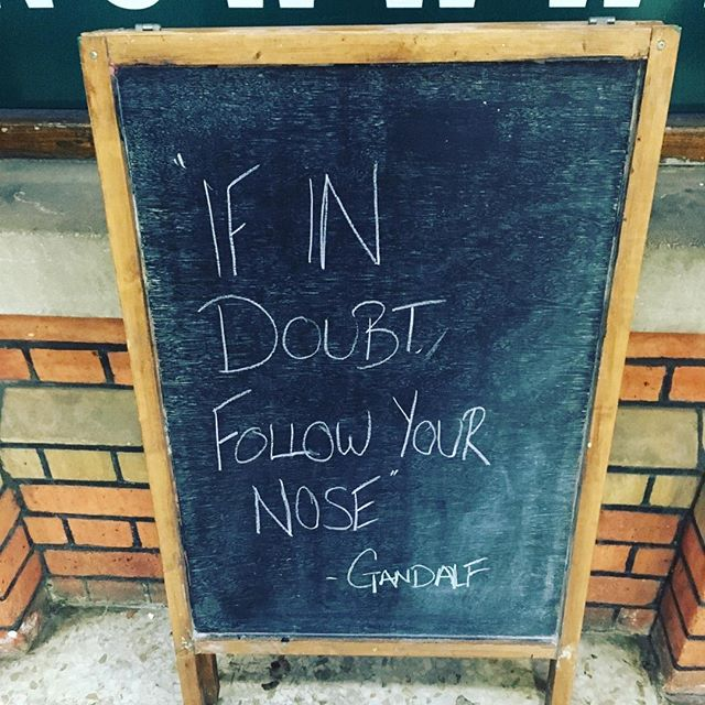 Happy Saturday! Hope you have a fantastic weekend. Love, the Canvas team.  #specialitycoffee #canvascoffee #coffeeshop #quotes #gandalf #lotr #portsmouthandsouthsea #trainstation