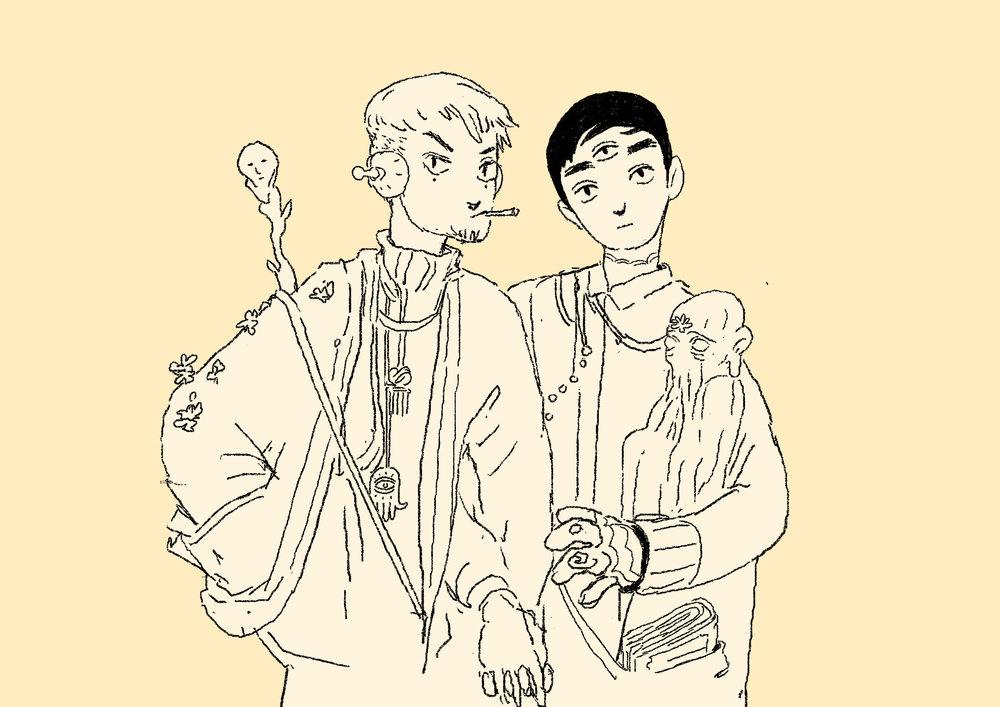 Magical Boyfriends