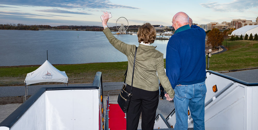 Step Aboard a national treasure!    Buy Tickets Now