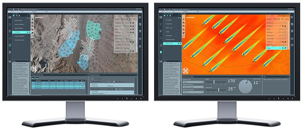 Detailed Illustrator /Photoshop UI mockups for customer /stakeholder communication