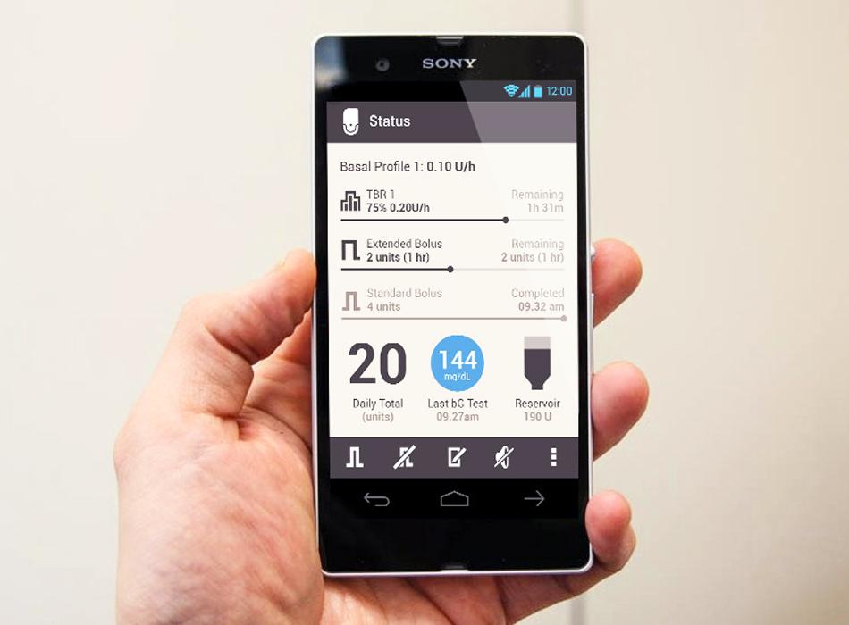 Roche Connect : Diabetes management app