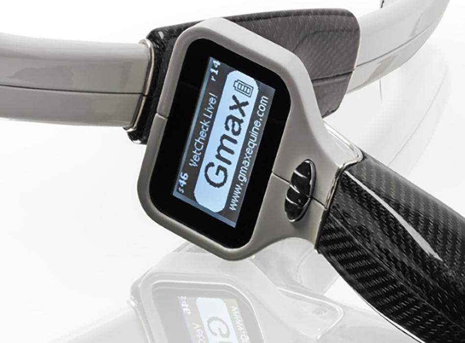GMax:  Equine performance monitor